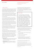 DOWN THE PLUGHOLE - ActionAid - Page 3