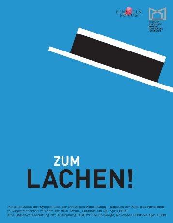 und Einleitung (PDF) - Einstein Forum