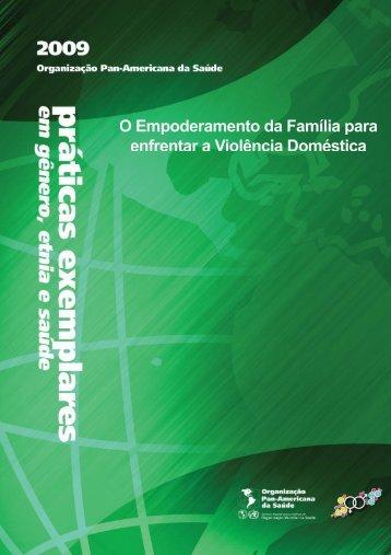 O Empoderamento da Família para enfrentar a Violência Doméstica