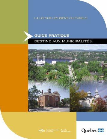 GUIDE PRATIQUE - île d'Orléans