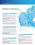 Médias nuMériques - Publications du gouvernement du Canada - Page 6