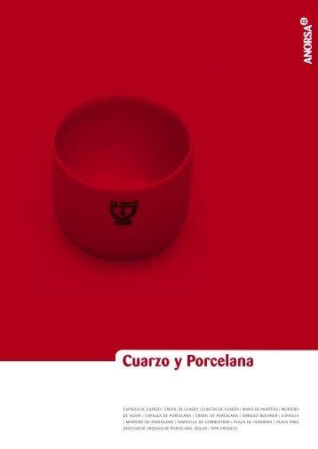 Cuarzo y Porcelana - ANORSA