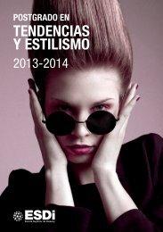 Posgrado en tendencias y estilismo 2013-2014.pdf - ESDi
