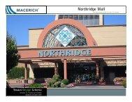 Northridge Mall - Macerich