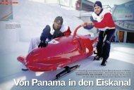Bobteam Panama Dezember 2011 - Crystal Hotel (St. Moritz)