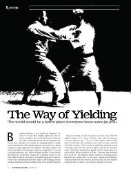 The Way of Yielding - Kelly Crigger