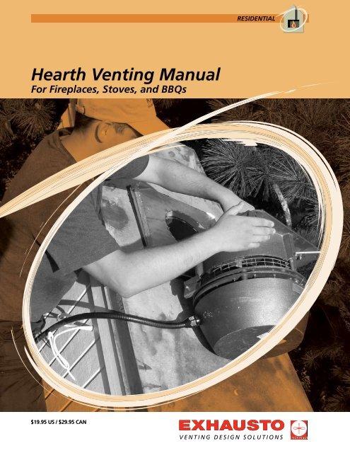 Hearth Venting Manual - Enervex