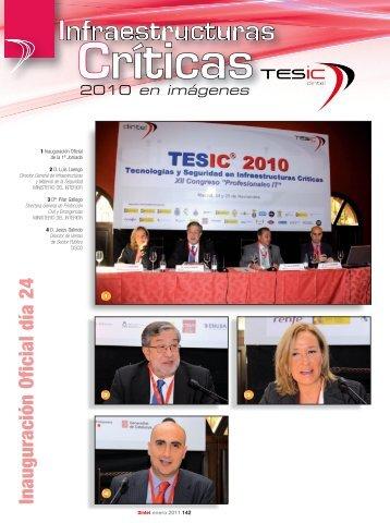 TESIC en imágenes - Revista DINTEL Alta Dirección