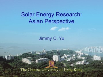 Solar Energy Research - mageep