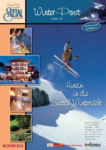 Winter-Post - Familienhotel Seetal
