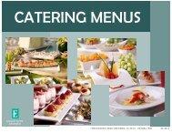 Banquet Menu Template - Embassy Suites - Hilton