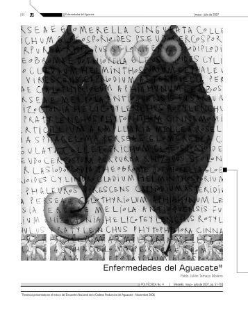 Enfermedades del Aguacate* - cienciared