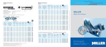 MEGA-Drill-Reamer - Riwag Präzisionswerkzeuge AG