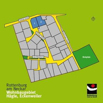 Wohnbaugebiet Hägle, Eckenweiler [PDF 140 KB] - Wir bauen auf ...