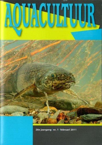 Page 1 Page 2 Zoetwaterkabeljauw: de vis van morgen uit de ...