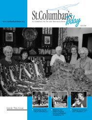 SC News-Single Pages - St. Columban's on the Lake Retirement ...