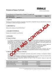 Entrada em Espaço Confinado.pdf - mahle.com
