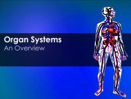 Organ Systems - Science with Mr. Enns