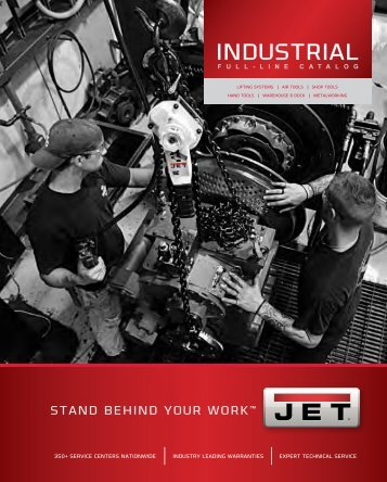 LIFTING SYSTEMS - JET Tools