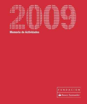 versión para imprimir - Fundación Banco Santander