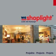 Projekt 2009 - we-shoplight