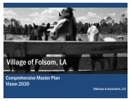 Village of Folsom, LA