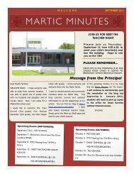 SEPTEMBER 2011 - Penn Manor Blog Site