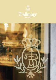 English company profile - Dallmayr