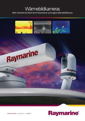 Wärmebildkameras - Raymarine Marine Electronics