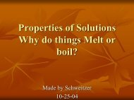 Why things boil? ppt. #2