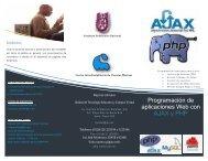 Programación de aplicaciones Web con AJAX - cicimar - Instituto ...