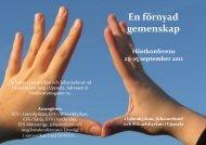 Ladda ner foldern som PDF (inkl program) - EFS Mittsverige