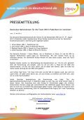 Press Kit Deutscher Squash Verband zur 23. Mannschafts ... - DSQV - Seite 4