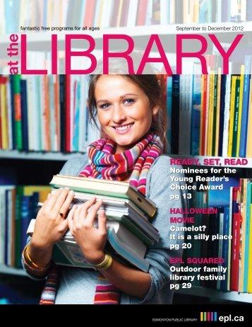 100 great books - Edmonton Public Library