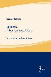 Broschüre - Schweizerische Liga gegen Epilepsie