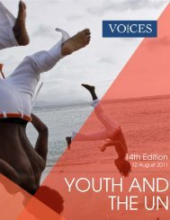 Internal Voices - United Nations in Cambodia