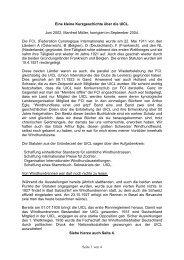 Seite 1 von 4 Eine kleine Kurzgeschichte über die UICL. Juni 2002 ...