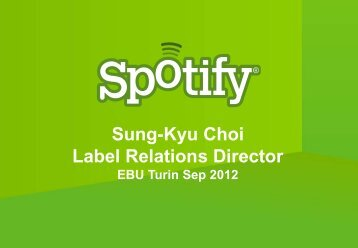 Sung-Kyu Choi, Spotify.pdf - Ebu
