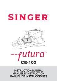 2 - SINGER Futura Support