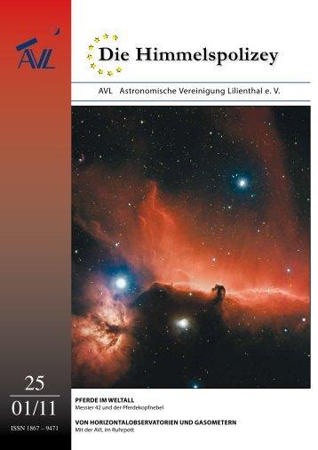 Die Himmelspolizey Die Himmelspolizey - Astronomische ...