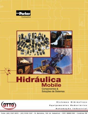 HY19-1001 BR.indd - Otto Sistemas Hidráulicos