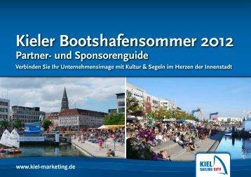 Kieler Bootshafensommer 2012 - Kiel Marketing