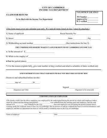 natural disaster claim for refund instructions for forms louisiana