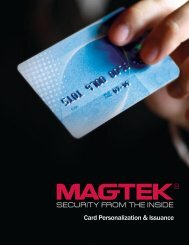 About MagTek