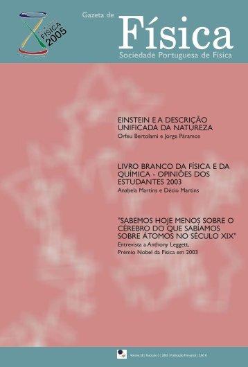 Sociedade Portuguesa de Física - Nautilus