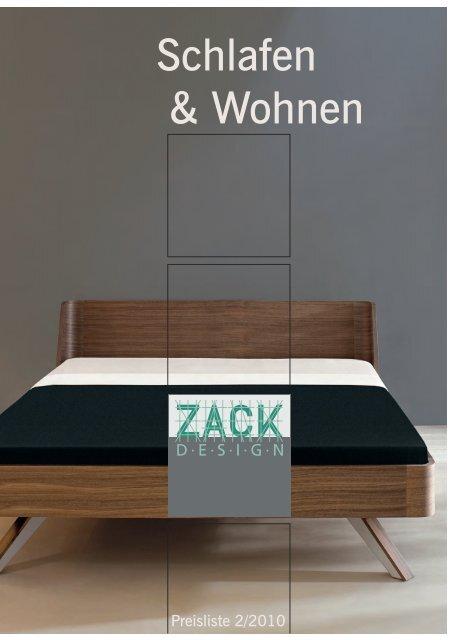 ZACK DESIGN Möbelhandel GmbH - Futon Etage GmbH