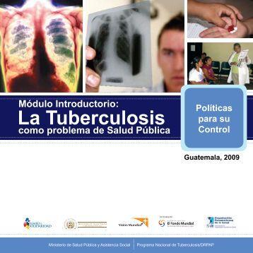 modulo introduccion - tb y salud publica - Departamento de ...