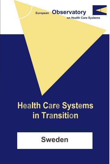 Sweden - World Health Organization Regional Office for Europe