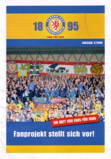 Heft 03: Kickers Offenbach - FanPresse Braunschweig