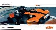 READY TO RACE - KTM X-Bow